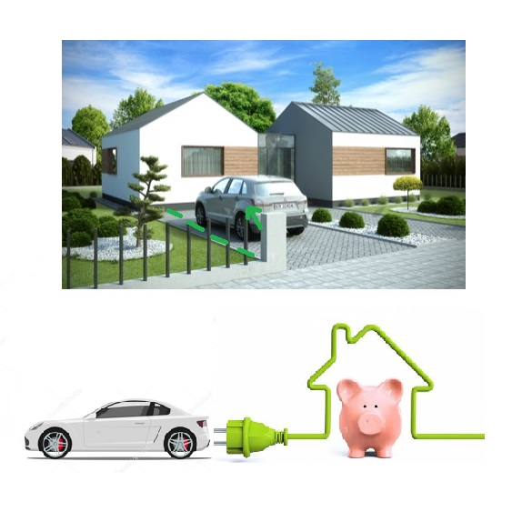 Drewland 2×35 – the house that give you electricity to recharge your car.