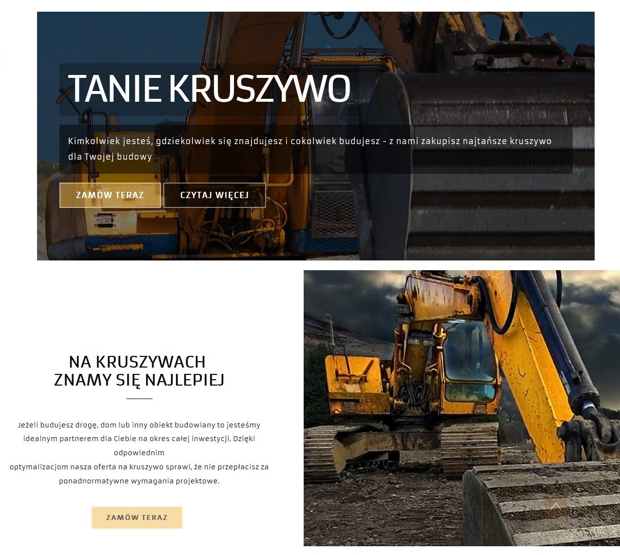 www.taniekruszywo.pl na sprzedaż!!!